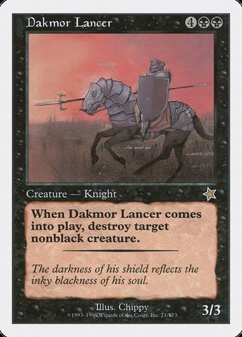 Dakmor Lancer image