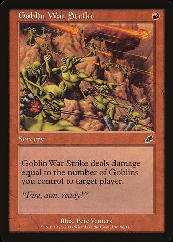Goblin War Strike image