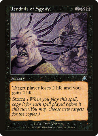 Tendrils of Agony image