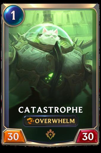 Catastrophe image