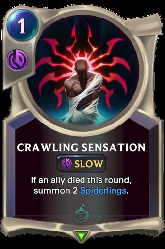 Crawling Sensation image