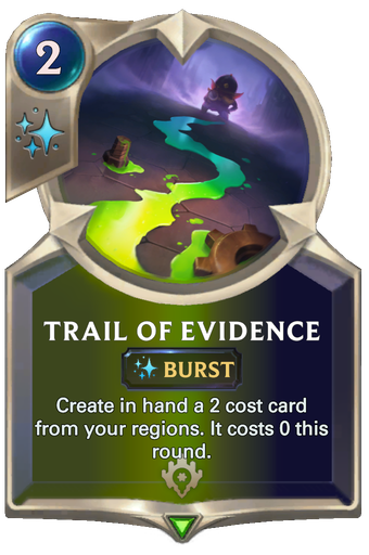 Trail of Evidence image