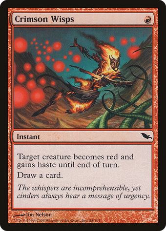 Crimson Wisps image