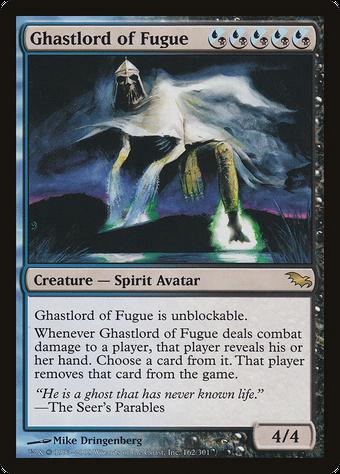 Ghastlord of Fugue image