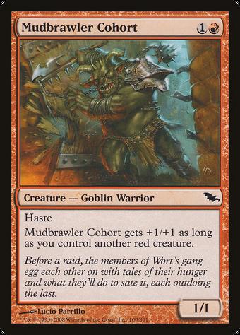 Mudbrawler Cohort image