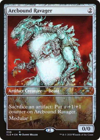 Arcbound Ravager image