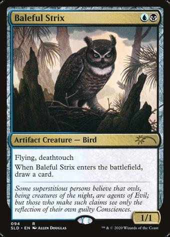 Baleful Strix image