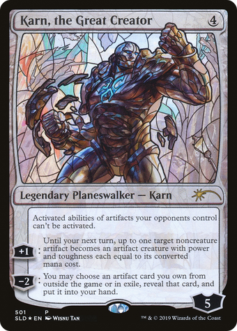 Karn, the Great Creator image