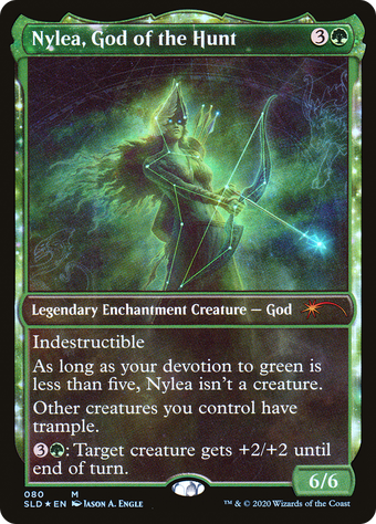 Nylea, God of the Hunt image