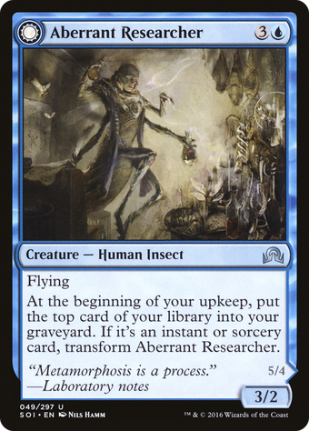 Aberrant Researcher // Perfected Form image
