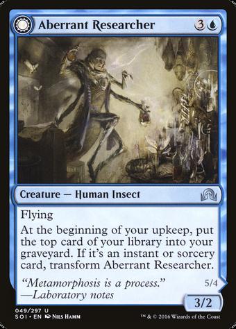 Aberrant Researcher image