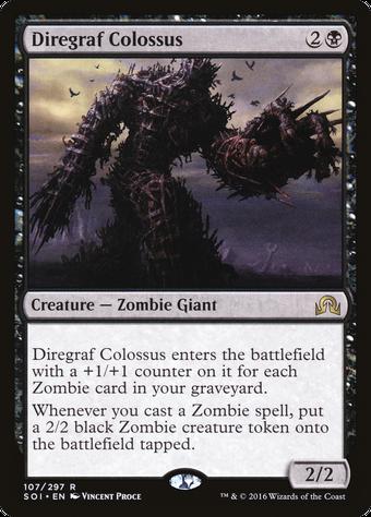 Diregraf Colossus image
