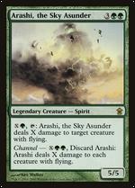 Arashi, the Sky Asunder image