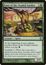 Kami of the Tended Garden image