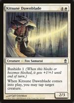 Kitsune Dawnblade image