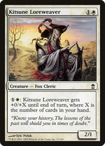 Kitsune Loreweaver image