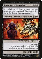 Kuon, Ogre Ascendant // Kuon's Essence image