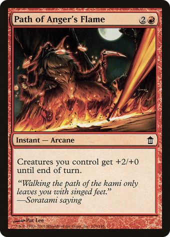 Path of Anger's Flame image