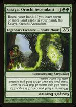 Sasaya, Orochi Ascendant // Sasaya's Essence image