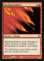 Spiraling Embers image