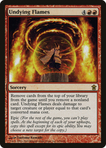 Undying Flames image