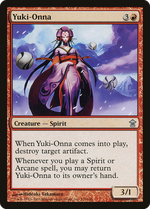 Yuki-Onna image