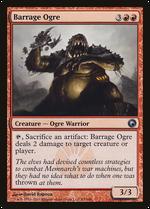 Barrage Ogre image