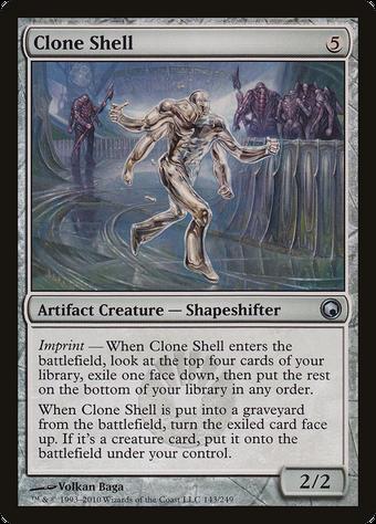 Clone Shell image