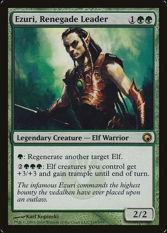 Ezuri, Renegade Leader image