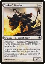 Ghalma's Warden image