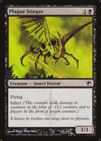 Plague Stinger image