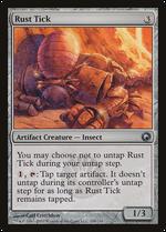 Rust Tick image
