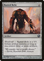 Rusted Relic image