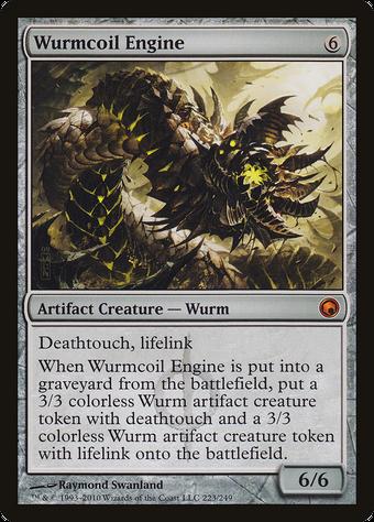 Wurmcoil Engine image
