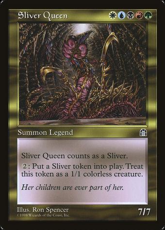 Sliver Queen image