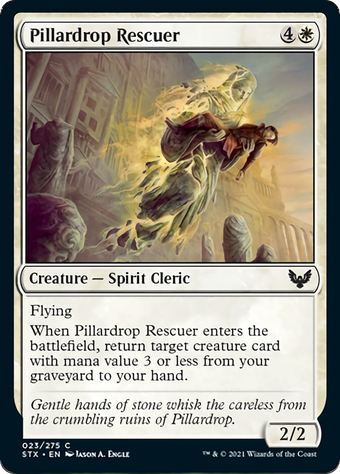 Pillardrop Rescuer image