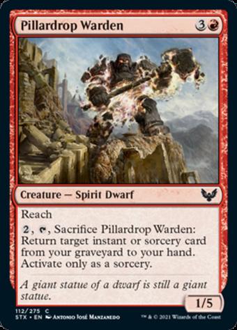 Pillardrop Warden image
