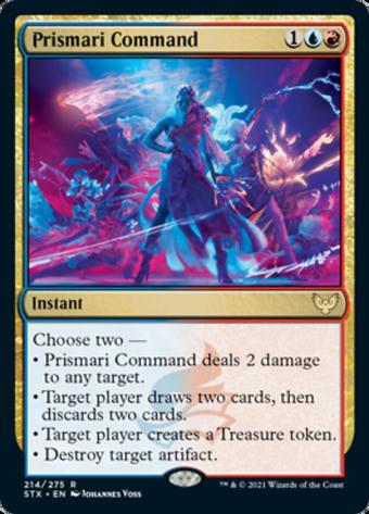 Prismari Command image
