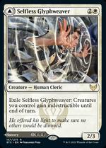 Selfless Glyphweaver // Deadly Vanity