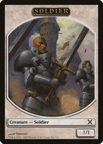 Soldier Token image