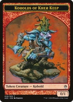 Kobolds of Kher Keep Token image