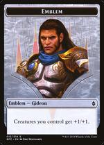 Gideon, Ally of Zendikar Emblem image