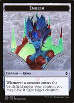 Kiora, Master of the Depths Emblem image