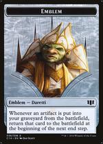 Daretti, Scrap Savant Emblem image