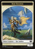 Kor Soldier Token image
