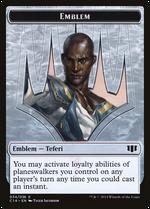 Teferi, Temporal Archmage Emblem image