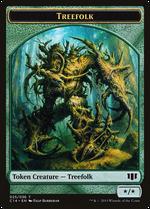 Treefolk Token image