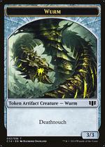 Wurm Token image