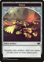 Gold Token image