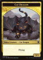 Cat Dragon Token image